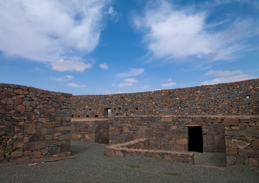 Old fortress in al arfaa, Al Madinah Province, Alula, Saudi Arabia