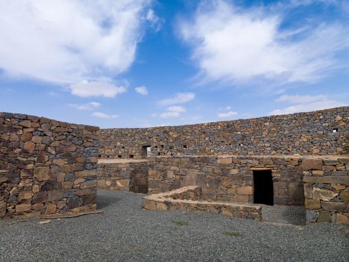 Old ottoman fortress in al arfaa, Makkah province, Jeddah, Saudi Arabia