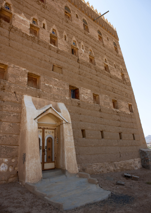 Al aan palace, Najran Province, Najran, Saudi Arabia