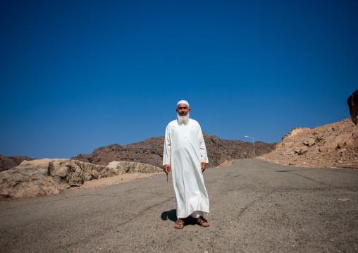 Sunni iman in a village, Najran Province, Najran, Saudi Arabia