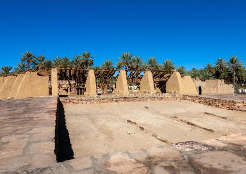 Ancient haddaj well, Tabuk province, Tayma, Saudi Arabia
