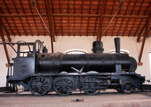 Train station from former hijaz railway, Al Madinah Province, Alula, Saudi Arabia