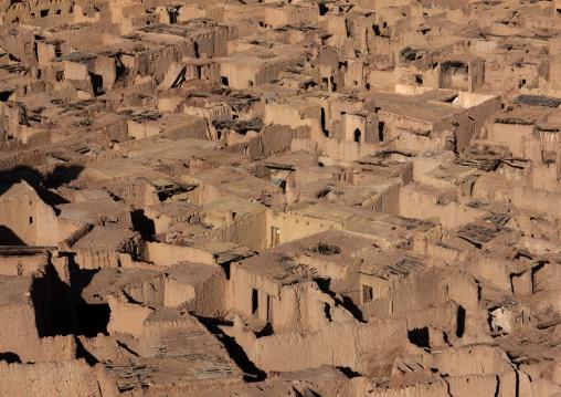 Al-ula old town with adobe houses, Al Madinah Province, Al-Ula, Saudi Arabia