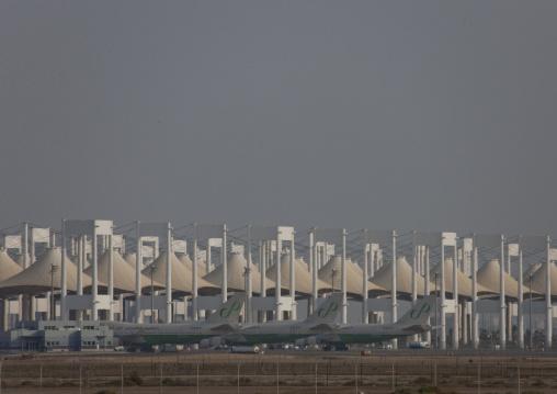 Airport for the hajj pilgrimage, Mecca province, Jeddah, Saudi Arabia