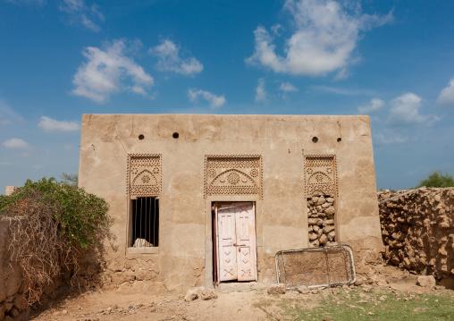 Old ottoman house, Jizan Region, Farasan island, Saudi Arabia