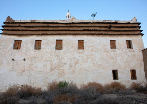 Old traditional house, Asir province, Abha, Saudi Arabia