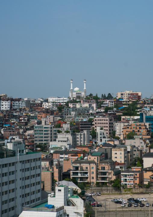 Friday mosque, National capital area, Seoul, South korea
