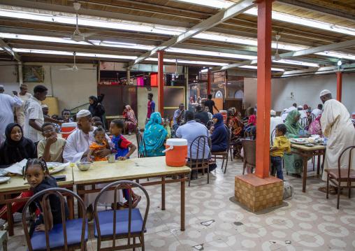Awdia fish restaurant, Khartoum State, Khartoum, Sudan
