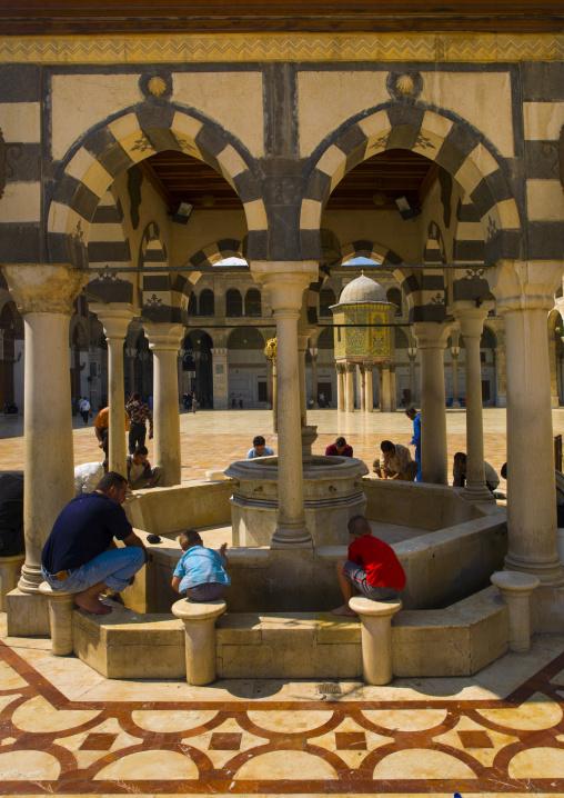 Umayyad Mosque, Damascus, Damascus Governorate, Syria