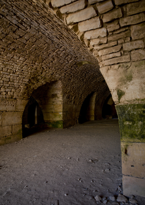 Inside The Crusader Fortress, Krak Des Chevaliers, Homs, Homs Governorate, Syria