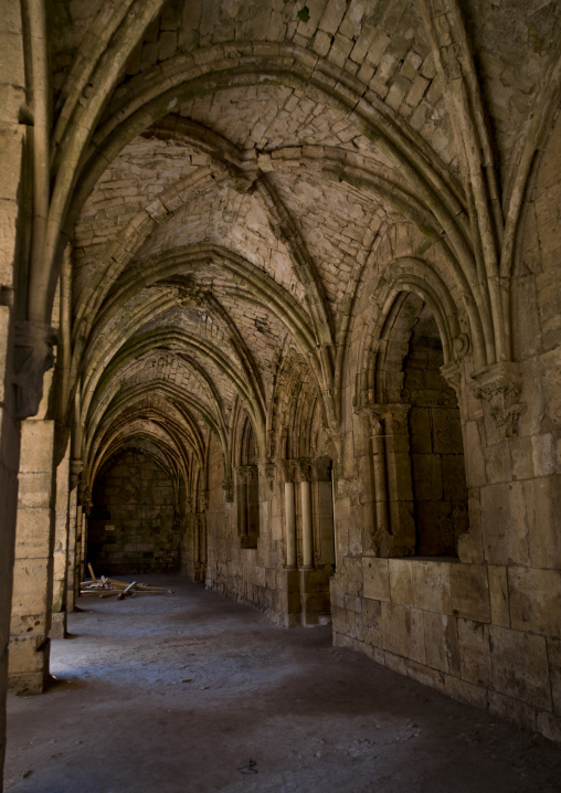 Passage Of Krak Des Chevaliers, Homs, Homs Governorate, Syria