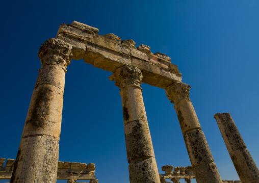 Roman Columns, Apamea, Hama Governorate, Syria