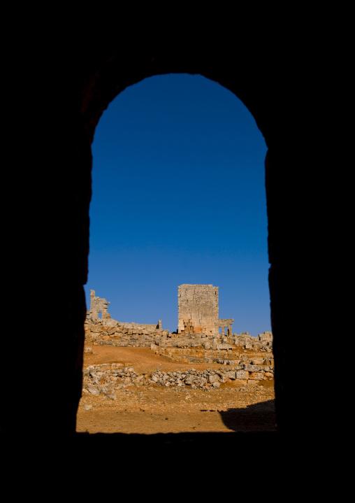 Dead City, Serjilla, Idlib Governorate, Syria