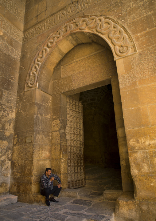 Entrance Of Citadel, Aleppo, Aleppo Governorate, Syria