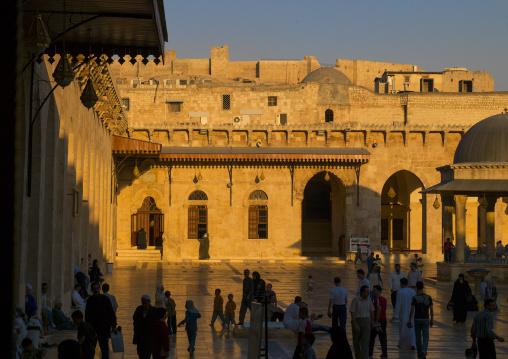 The Great Mosque, Aleppo, Aleppo Governorate, Syria