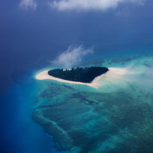 Mnemba island, Tanzania