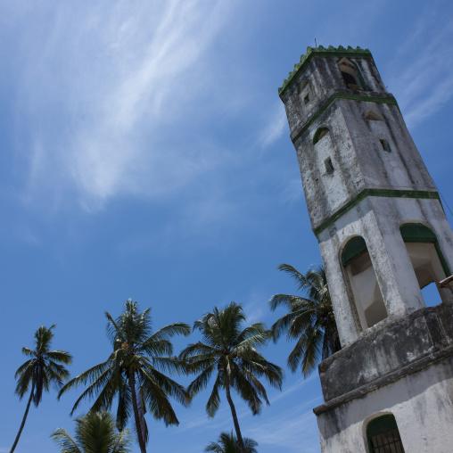 Bagamoyo mosque, Tanzania