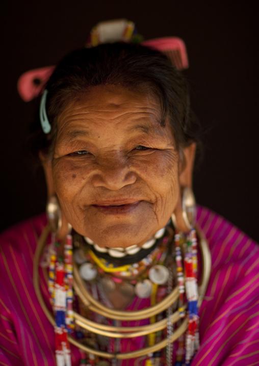Kor yor tribe woman, North thailand