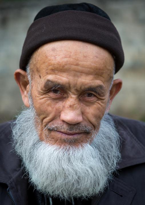 Portrait of an afghan refugee man, Marmara Region, istanbul, Turkey