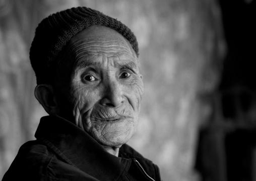 Old giay man, Sapa, Vietnam