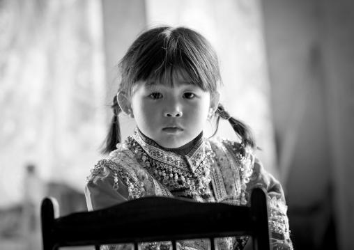 Young giay girl, Sapa, Vietnam