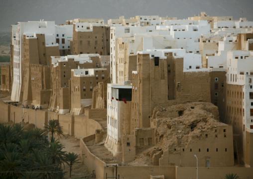 Old Town Of Shibam, Yemen