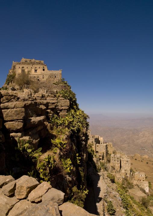 Kholan Village, Yemen