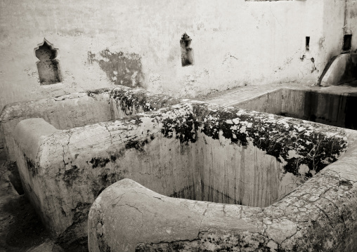 Baths Interior Of A House, Zabid, Yemen