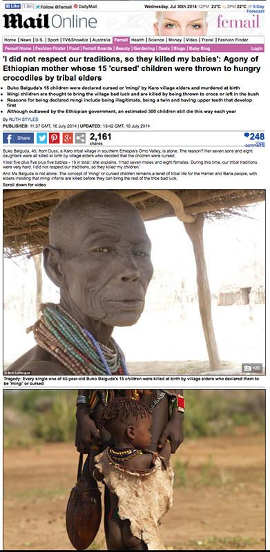 Daily Mail - Mingis