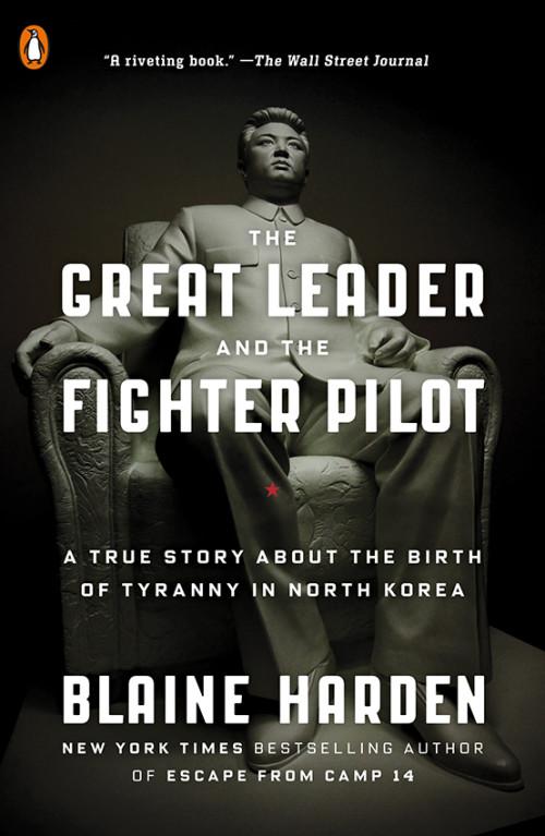 Blaine Harden book cover