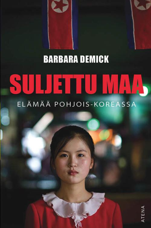 Barbara Demick book cover Finland