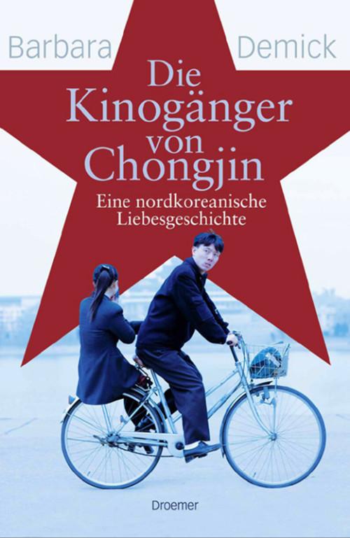Barbara Demick book cover Germany