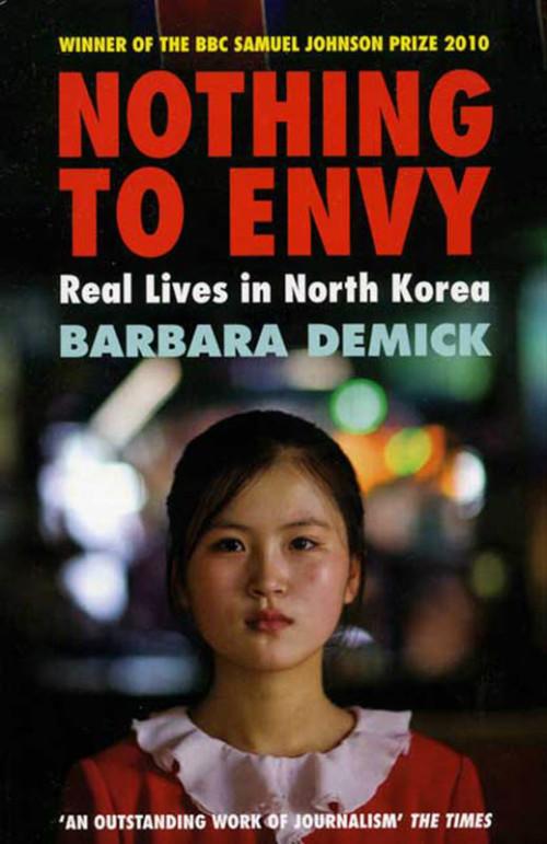 Barbara Demick book cover UK