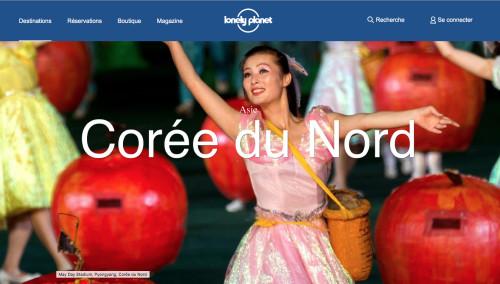Lonely Planet - North Korea