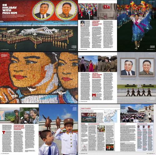 Lonely Planet Magazine - North Korea