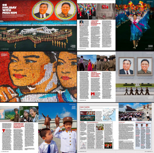 Lonely Planet Magazine - North Korea 2