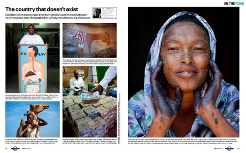 Lonely Planet Magazine - Somalia