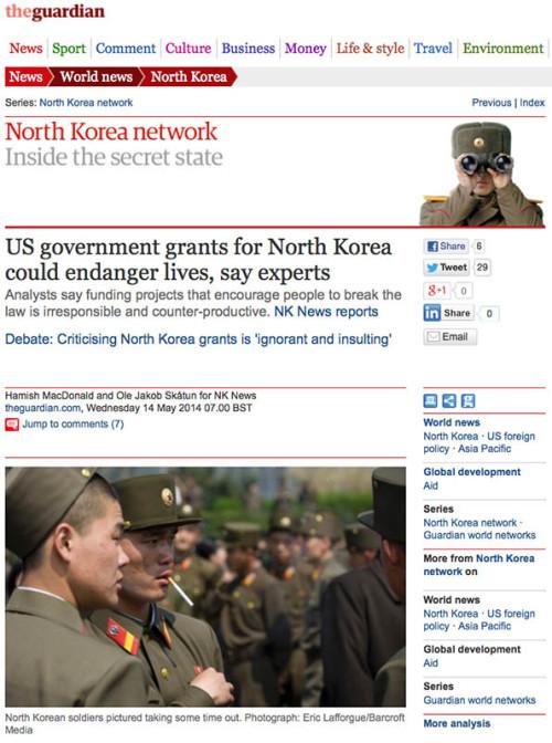 The Guardian - NK2